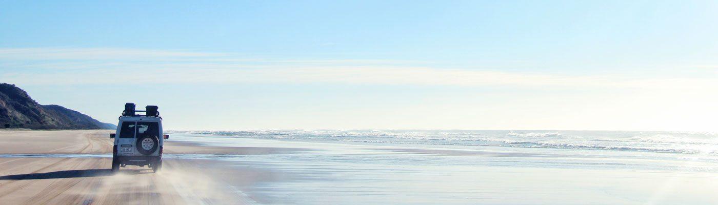 Day Tour Fraser Island Rainbow Beach