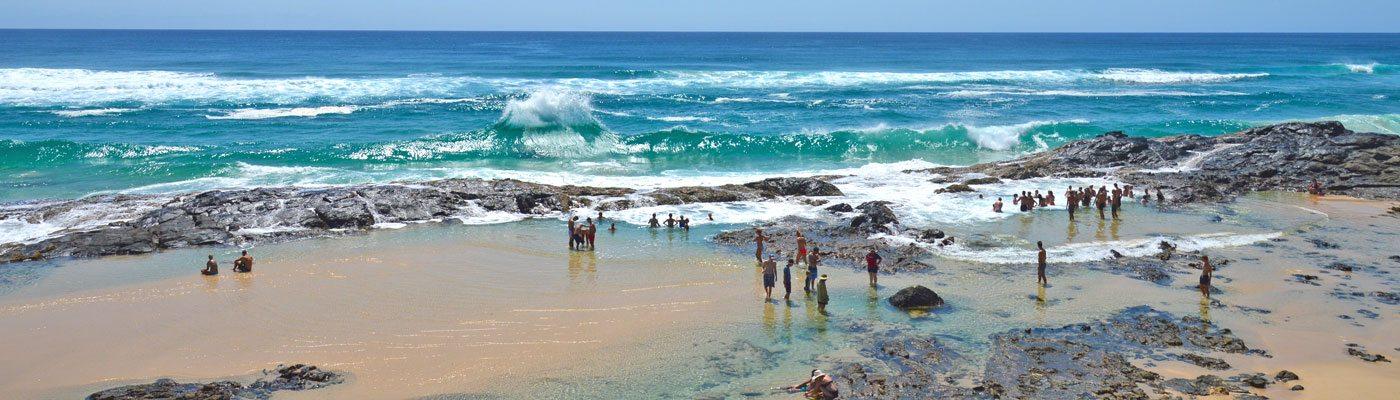 Fraser Island Tours from Rainbow Beach
