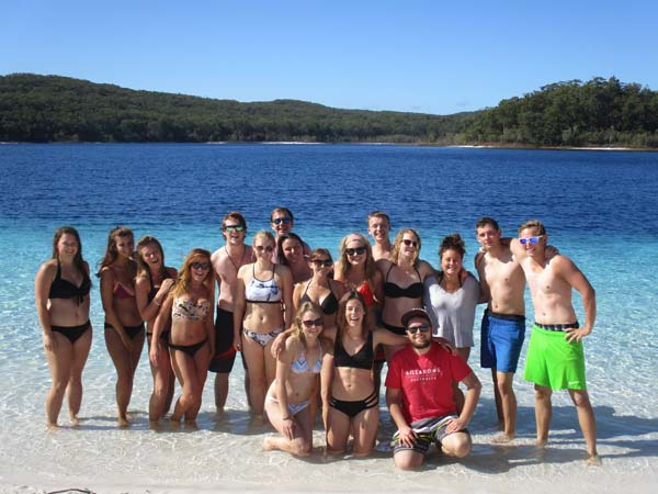 Fraser Island Tours and Rainbow Beach Hostel