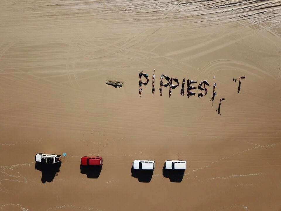Pippies Fraser Island Tour